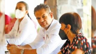 Expone Jorge Argüelles planes para programas de salud en Cuernavaca 2