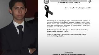 Era piloto aviador el joven asesinado en un minisúper de Burgos, en Temixco 2