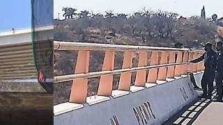 Está desaparecido joven que intentó aventarse de un puente en Cuernavaca 2