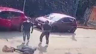 Detienen a uno de los que le disparó a una joven en el rostro en Cuernavaca 2