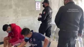 "Jóvenes detenidos tras altercado con escoltas del fiscal: ""nos dispararon por cambiarnos de carril"" 2"