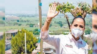 Regresa Juanita Guerra a comunidades de Cuautla con propuestas 2