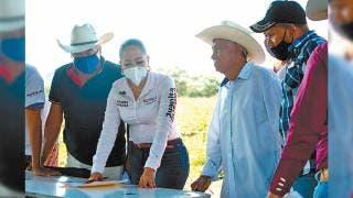 Mi proyecto es para todos, dice Juanita Guerra en Tepalcingo 2