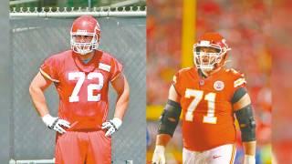Los corta Chiefs - Fisher y Schwartz dejan a Kansas city 2