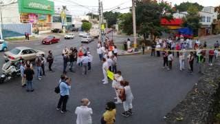 Marchan y exigen justicia por joven baleada en colonia Jardines de Cuernavaca 2