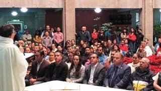 Justifican misa en Palacio de Gobierno 2