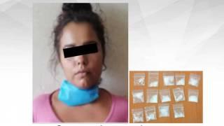 Karla Estefhani repartía droga con su novio en Xochitepec; ya fueron detenidos 2