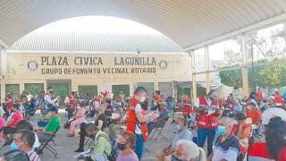 Ayuda Cuernavaca en logística para vacunación 2