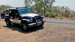 Hallan cadáver en la autopista La Pera-Cuautla 2