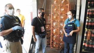 'Blindan' municipios de Morelos con cercos sanitarios y Ley Seca contra COVID-19 2