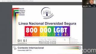 Lanzan línea de diversidad segura en Morelos 2