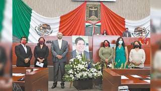 Congreso de Morelos rinde homenaje al senador Radamés Salazar 2