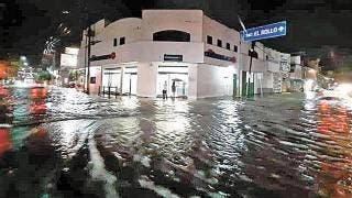 Causa lluvia afectaciones en la zona sur de Morelos 2