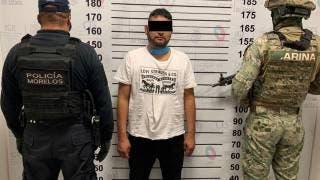 """Dan prisión preventiva en Morelos a colaborador de """"El Señorón"""", Frank o XL 2"""