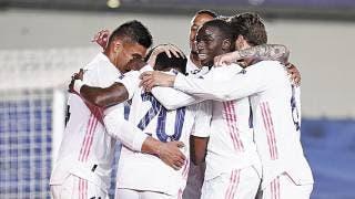 Madrid vence al Liverpool 2