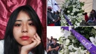 Joven murió bajo toneladas de roca tras deslave en El Chiquihuite; tomaba clases vía zoom 2