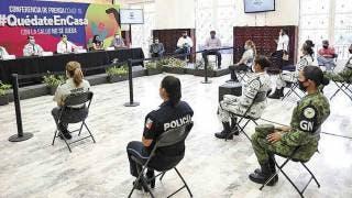 Morelos: Guardia Nacional colabora para evitar más contagios en municipios 2