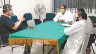 Destacan labor de personal médico, por contingencia sanitaria 2