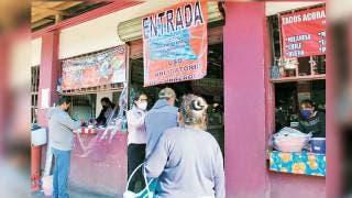 Mercado de la cecina en Yecapixtla ya labora al 100% 2