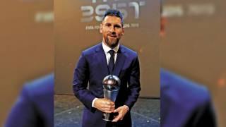 Hijo de Maradona dice que no hay comparación entre su padre y Messi 2