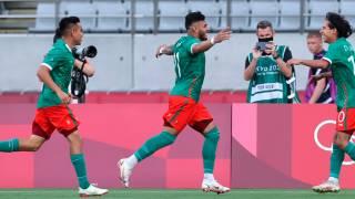 Inician con 'Tokio'; Cumple México en su debut; Ilusiona el Tricolor 2