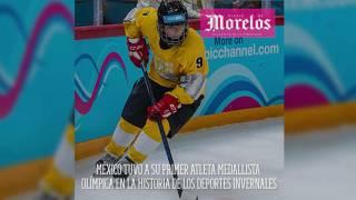 México hace historia; Primera medalla de...