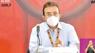 Se aplicó ya en Morelos 28% de dosis VS COVID19 2