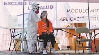 Gestionan 100 mil pruebas COVID19 más en Morelos 2