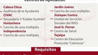 Alistan segunda dosis de vacuna vs COVID19 en Jiutepec para abuelitos 2