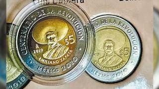 Pondrán en circulación moneda para conmemorar el centenario del asesinato de Emiliano Zapata 2