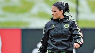Mónica Vergara pide Mundial Femenil en México 2