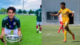 Dos morelenses, convocados a la Sub 17 y Sub 20 de la Selección Mexicana de Futbol 2