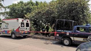 Asesinan a sujeto y lo tiran a canal de agua en Morelos 2