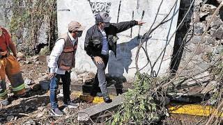 Sufren ciudadanos de Morelos estragos por lluvias 2