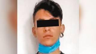 Circulaba en moto robada  en Morelos 2
