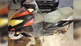 Hallan moto robada en Morelos 2