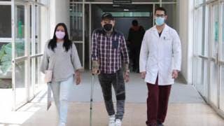 En el IMSS salvan pierna de motociclista accidentado en la México-Cuernavaca 2