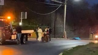 Muere motociclista tras accidentarse en Jiutepec 2