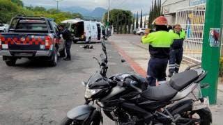 Muere motociclista en la avenida Centenario, de CIVAC 2
