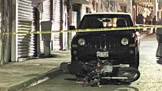 Fallece un menor de 16 años al chocar en moto en Morelos 2