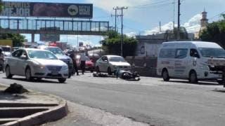 Muere motociclista tras derrapar en bulevar Cuauhnáhuac, en Cuernavaca 2