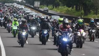 Motociclistas fallecidos en la México-Cuernavaca necesitaban 500 metros mínimo para frenar 2