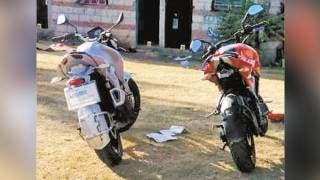 Aseguran armas, droga y motos en Amacuzac 2