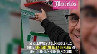 Muere Carlos Girón, El clavadista que ga...