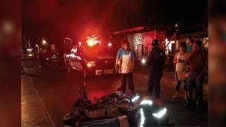 Muere mujer tras accidente en moto en Morelos 2
