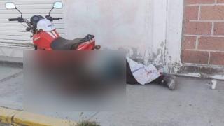 Ultiman sicarios a sujeto en Xochitepec 2
