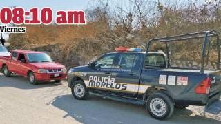 Dos hombres son ejecutados en un taxi en Jiutepec 2