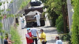 Le pasan llantas de camioneta encima a una mujer en Cuernavaca 2