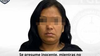 Aseguran a mujer con droga tras cateo en Yautepec 2