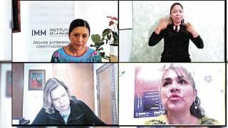Dan a conocer estrategia contra violencia a mujeres sordas en Morelos 2